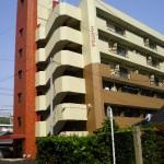 山口駅より徒歩6分 エレベーター付き&駐車場を隣接に完備 礼金0 家電付きにも対応 エイシンビル (3階)