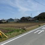 黒川■田 2,206㎡(約667坪) ■坪単価 約15,000円 ■西京高校西側